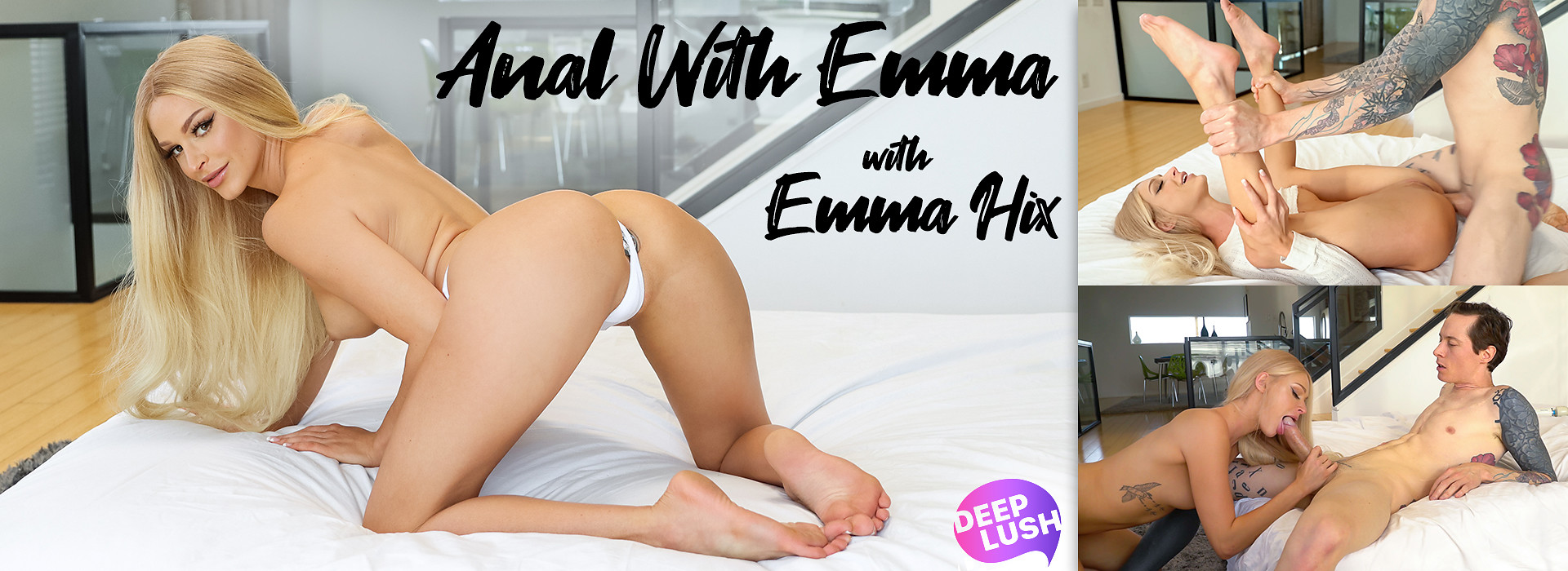 Anal With Emma